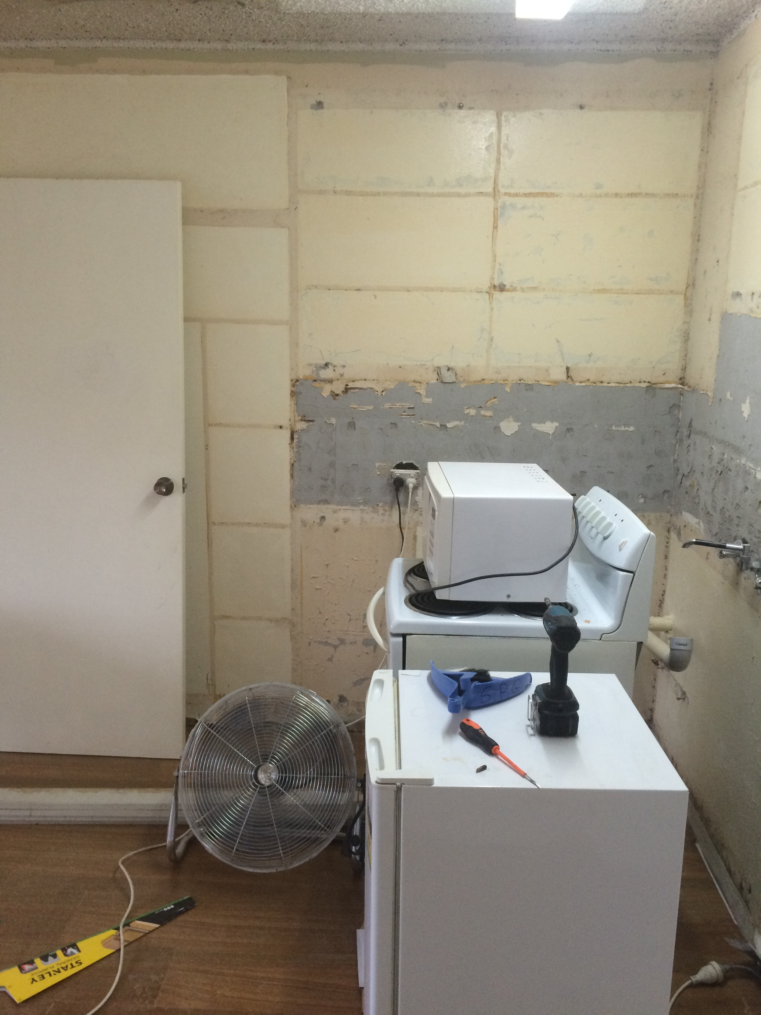 Nightcliff Studio Refurb